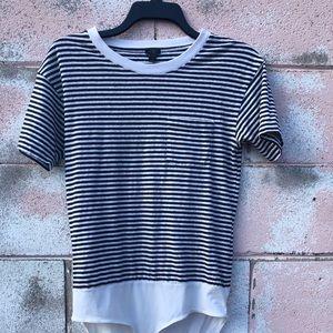 J.crew Cotton T-shirt bodysuit